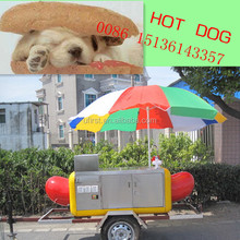 high quality low price hot dog cart for sale