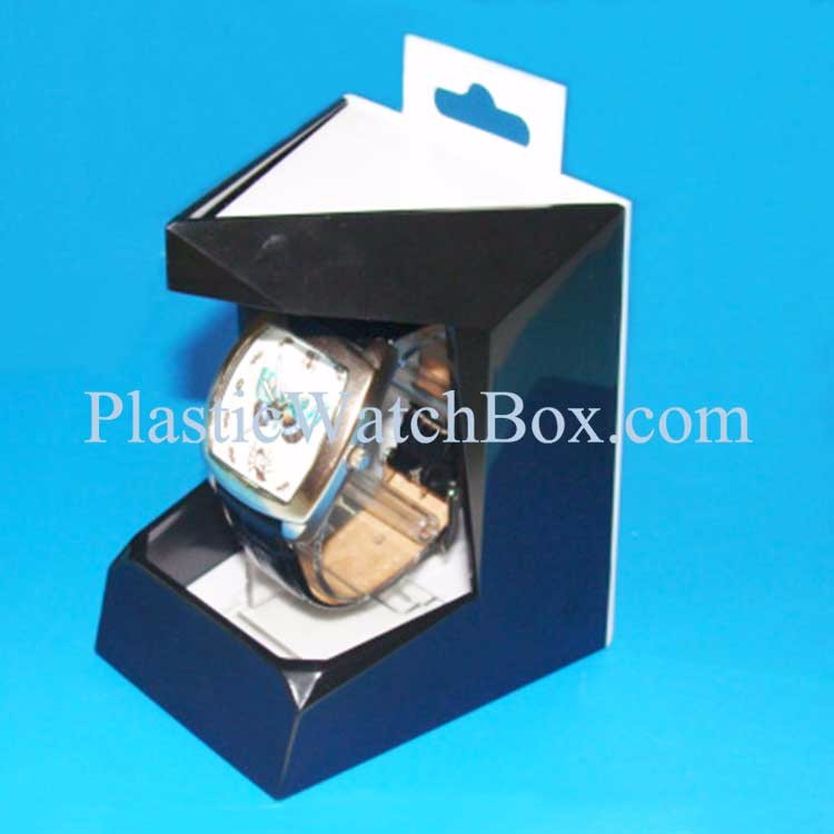 Wholesale Watch Box with Candy Color for Fashion Watch Presentation