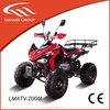 200cc 4 stroke air cooled loncin atv engine