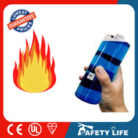 Fire Extinguishing bottle to throw at fire/Throwable Fire Extinguisher