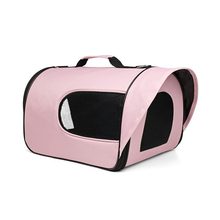 Dog carrier oxford cloth cat carrying bag soft sided pet carrier sleeping bag