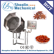 Popular hot sale potato chips/french fries seasoning machine/snack mixing machine with best service