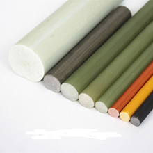 Reinforcing Plastic Rod Tube/ Glass Fiber/ Fiber Fiberglass Pole And Stick