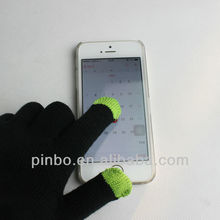 Customized Touch Screen Gloves for Smart Phone