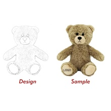 Chinese OEM Soft Stuffed Animal Custom Plush Toys Baby For Kids