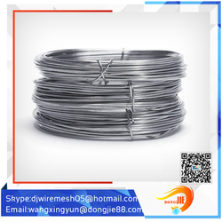 7*7 304 high tension stainless steel wire rope direct supplier