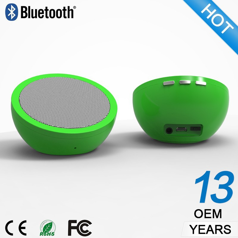 Portable doorbell speaker with bluetooth with CE certificate