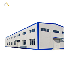 Prefabricated Galvanized Used Steel Chicken House Trusses