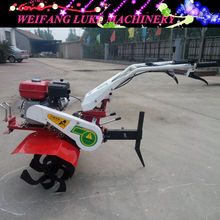 small plowing machine with many implement