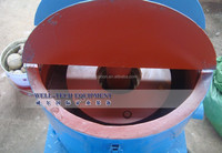 Steady recovery performance river gold sand concentrator