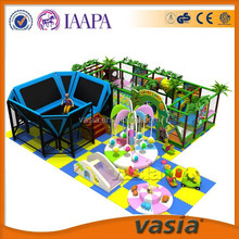 2016 kids' paradise - the finest design indoor play park for sale