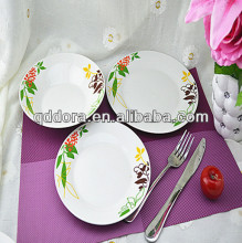 porcelain dinner set with rose design,poland porcelain dinner set,dinner set porcelain