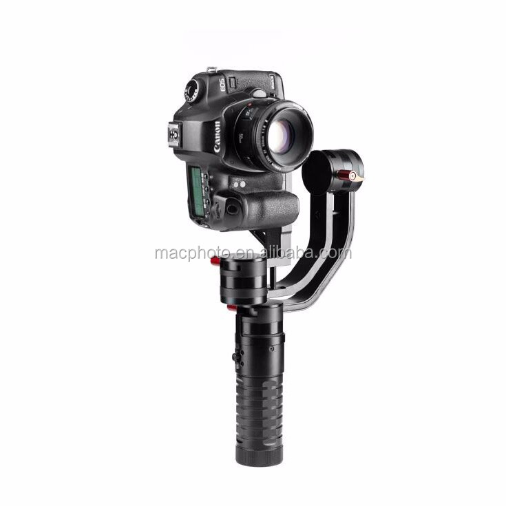 Wholesale High Quality Handheld Gimbal Stabilizer for Mirrorless DSLR Video Camera