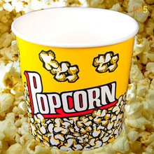 85oz KFC fried chicken paper bucket paper popcorn bucket