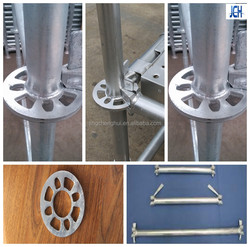 Hot Dip Galvanized Construction Layher Ringlock Scaffolding