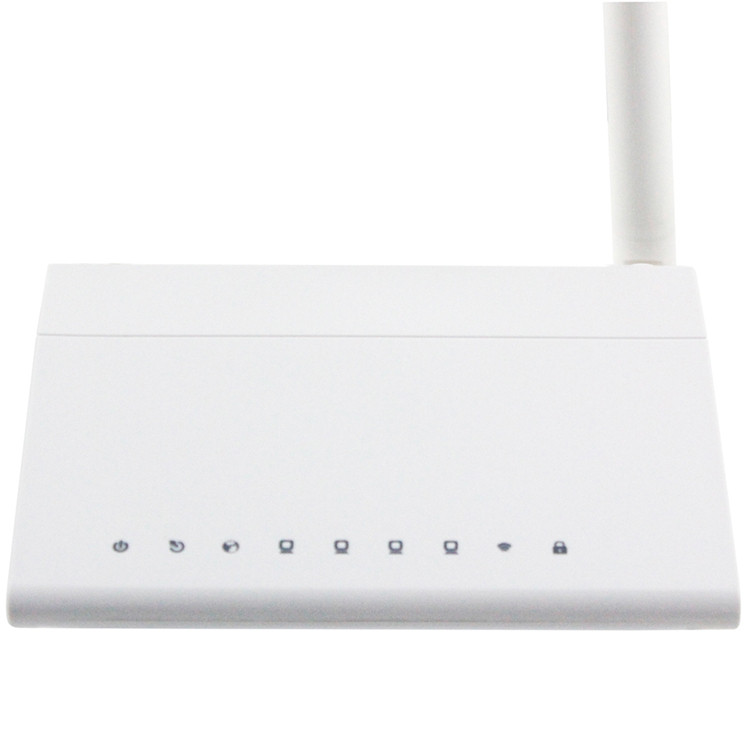 1 WAN 4 LAN 150Mbps Wireless ADSL Router WiFi Modem 192.168.1.1
