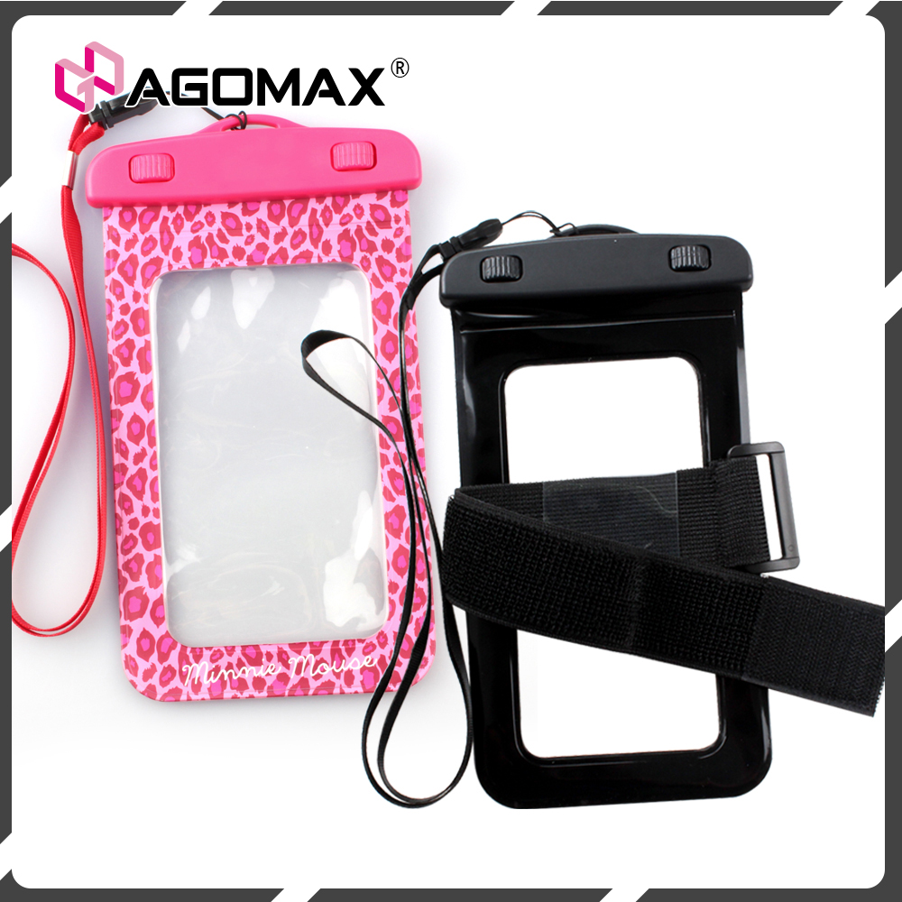 New Arrival Cell Phone PVC waterproof bag cover
