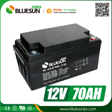 China best supplier 12V 100AH rechargeable battery for solar power system