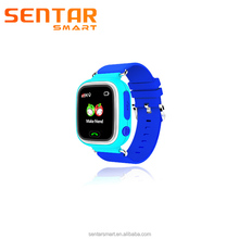 V80-1.22 Kids GPS Android WiFi Smart Watch Phone with SOS Panic Button