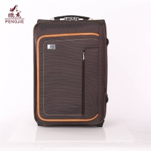 nylon fabric soft style 3 piece set leisure luggage company