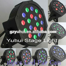 Mini 18*1W Dj Clubs Stage Show Lighting Led Par Stage Star Par Light