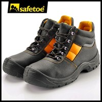 Leather man shoe safety M-8027