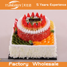 Dummy Rectangle Cakes For Artificial Food Birthday Party Promotion Presents And Gifts