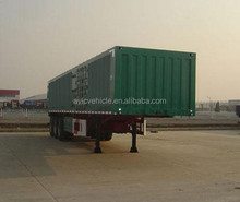 low price best selling semi trailer