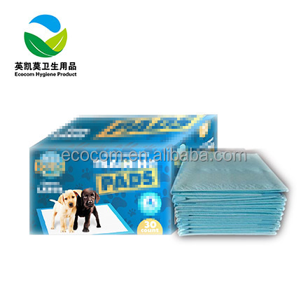 2017 dog products puppy pads with private label