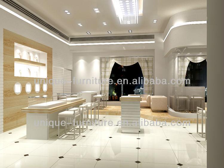 Wonderful Jewellery Showroom Interior DesignJewellery Display Cabinets