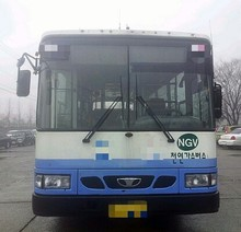 Daewoo BS106 City Bus CNG