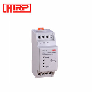 RP-02R China Reverse Phase Protective Relay Phase Sequence Voltage Relay