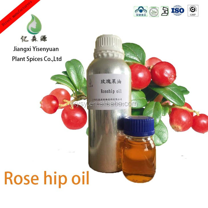 Organic Rose hip Seed Oil Bulk With Factory Price