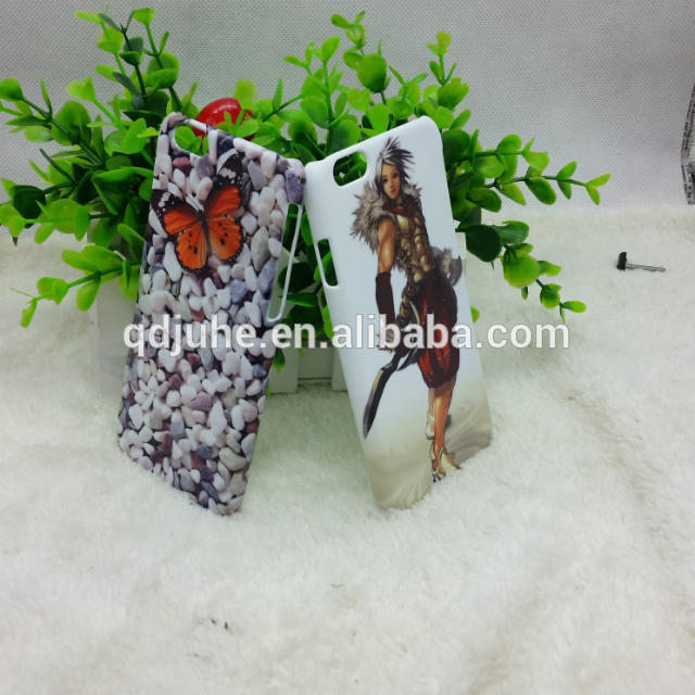 high quality 3D blank sublimation mobile phone case for iphone 6 case(4.7)