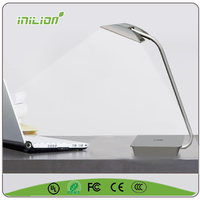 360 Rotatable Double sided board OLED lighting table lamp