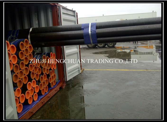 steel pipe less than 0.6mm total indicator reading high speed conveyor tubes for conveyor system