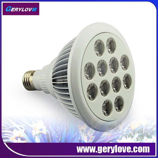 630nm red led grow light 12w 15w 18w 36w led grow light manufacturer
