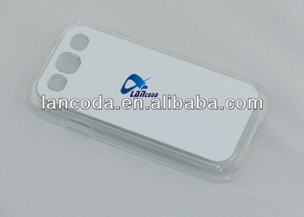 Sublimation TPU Phone Case for Samsung Galaxy S3 i9300 case