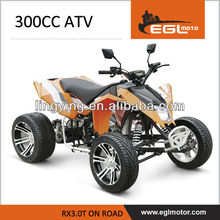 300cc Road Legal Quad Bike for sale