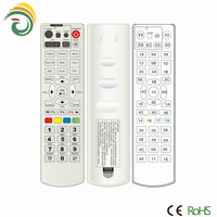 2016 infrared wireless hot sale smart tv remote control