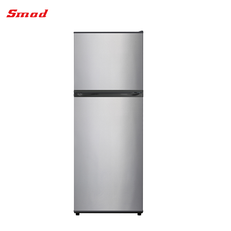 Home use upright Double Door combined freezer and refrigerator