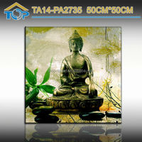 ta14-pa2735 Wholesale Buddha Canvas Art Gallery