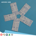 Moisture absorber for garments dry sac desiccant