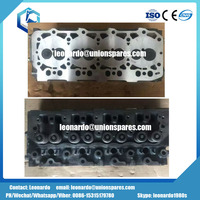 genuine original cylinder head FOR YANMAR 4TNE88