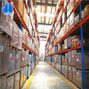 Factory Selling Powder Coating Warehouse Heavy Duty Pallet Rack