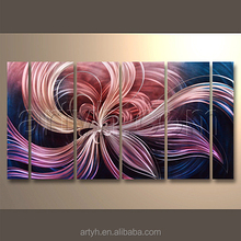 Framed Wall Art Supplier Abstract Metal Flower Wall Art Wholesale