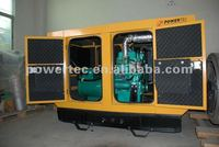 list of electrical equipments generator set