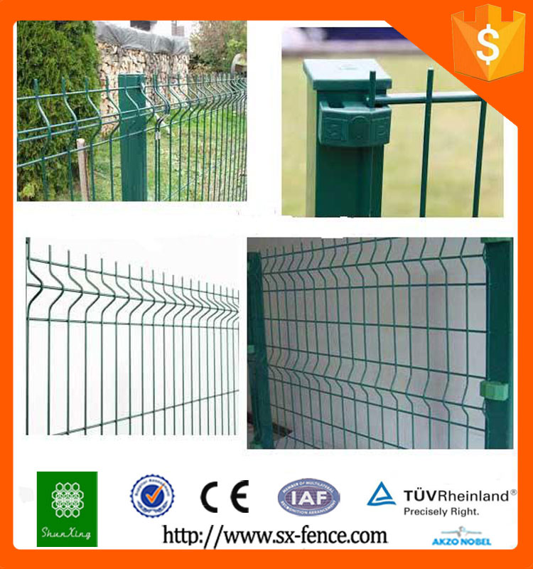 Proveedor china New Product of welded mesh fence for sale