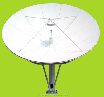 4.5m c band dish with CE&ROHS OEM&ODM