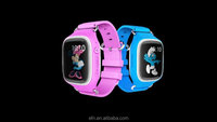factory wholesale kids/children gps/wifi tracker watch phone